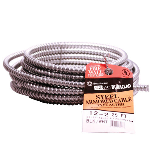 Armored & Metal Clad Cable
