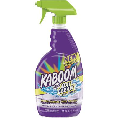 Kaboom 32 Oz. Shower Tub & Tile Bathroom Cleaner with OxiClean