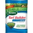 Scotts Turf Builder 40.05 Lb. 15,000 Sq. Ft. 30-0-4 Lawn Fertilizer with Halts Crabgrass Preventer Image 1