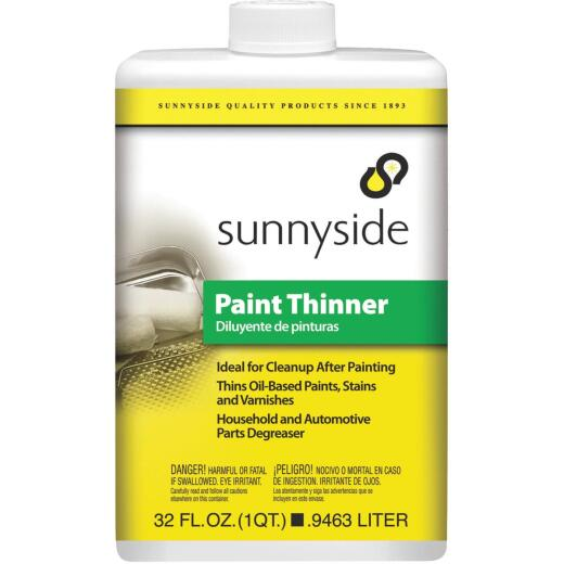 Sunnyside 1 Quart Paint Thinner